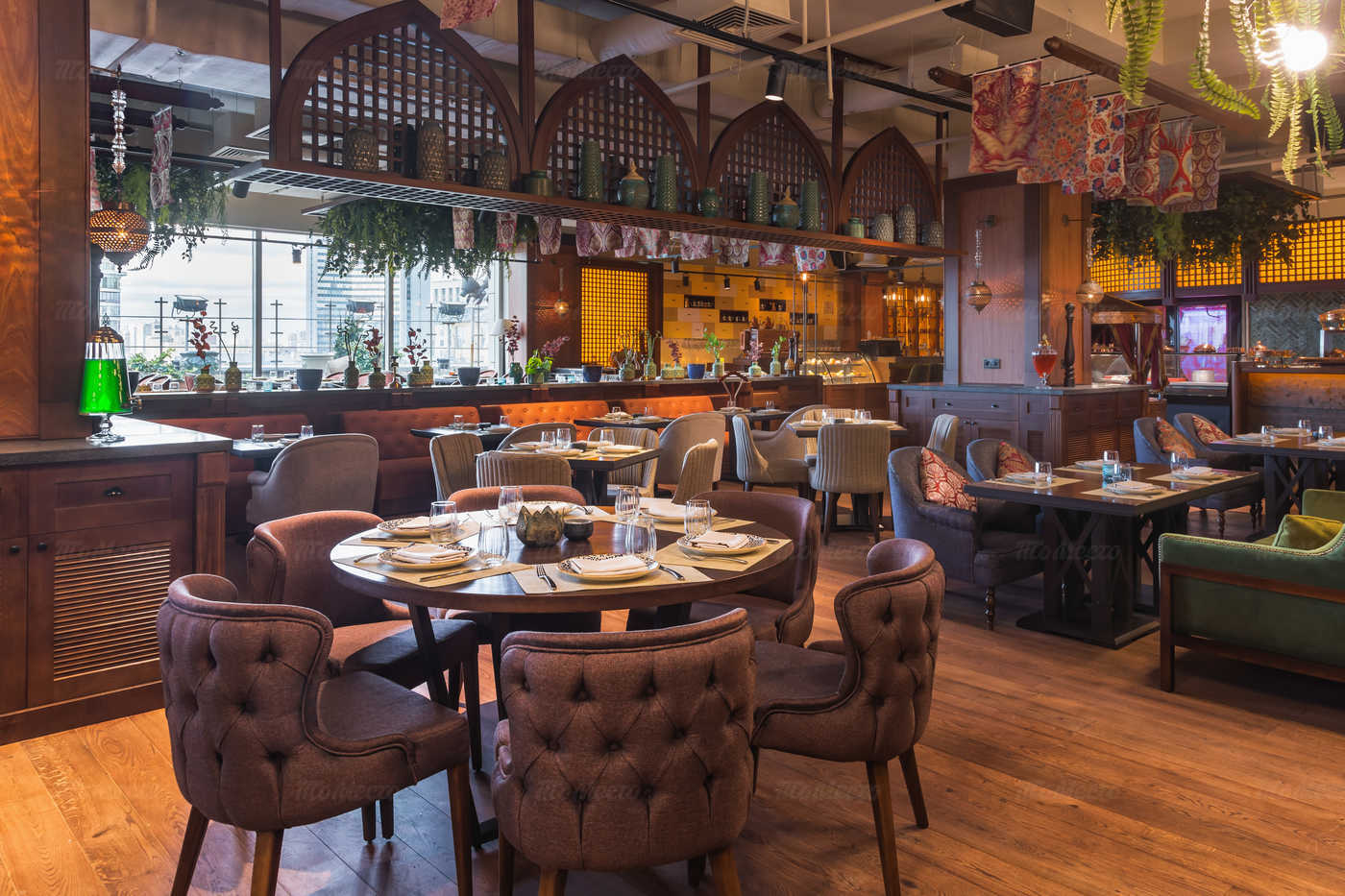 Ресторан Левантин (Levantine) на Новинском бульваре фото 10