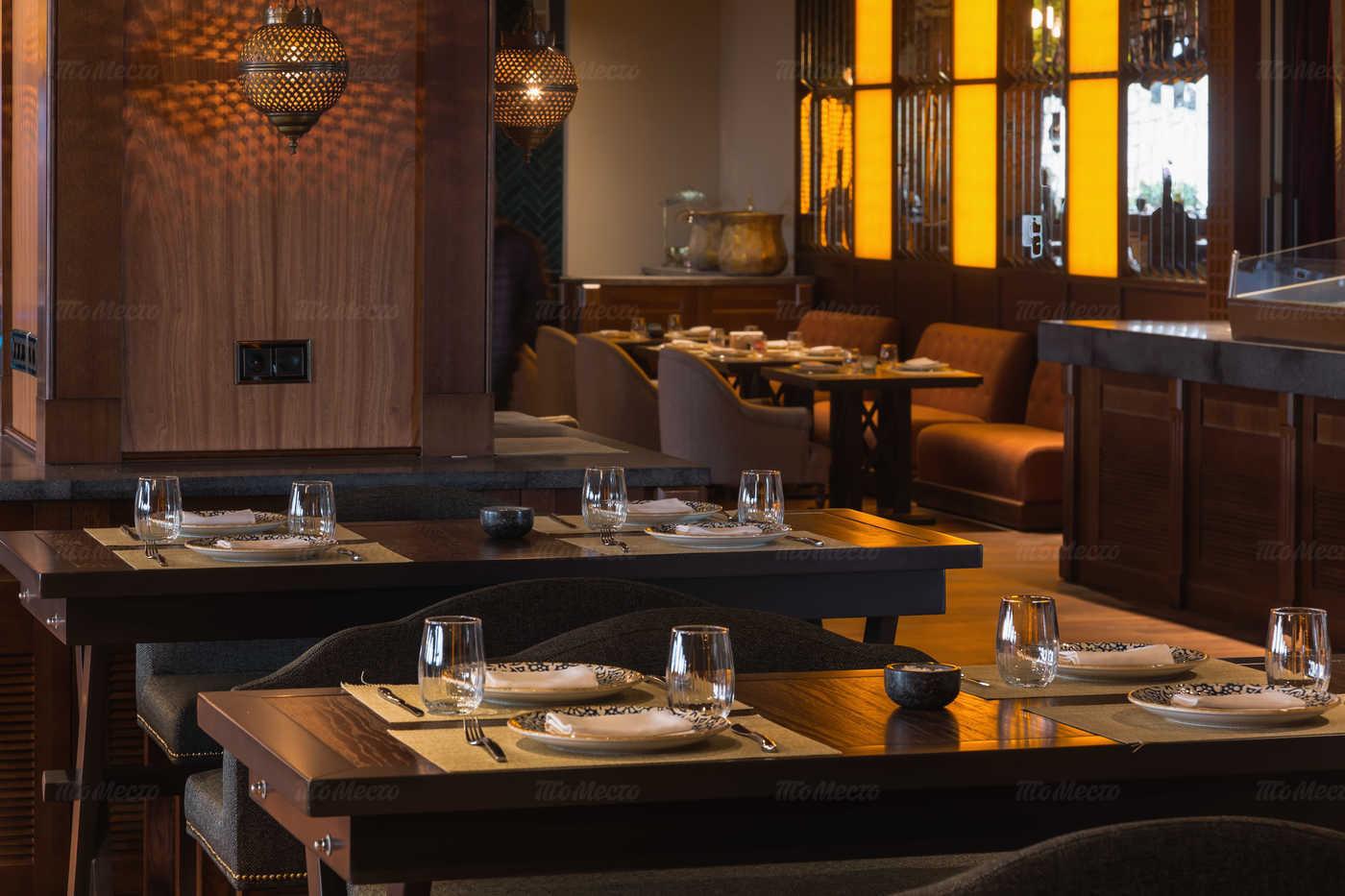 Ресторан Левантин (Levantine) на Новинском бульваре фото 7