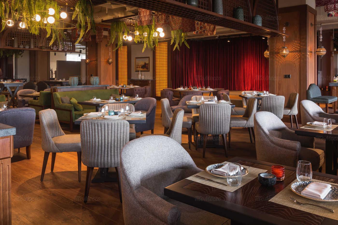 Ресторан Левантин (Levantine) на Новинском бульваре фото 27