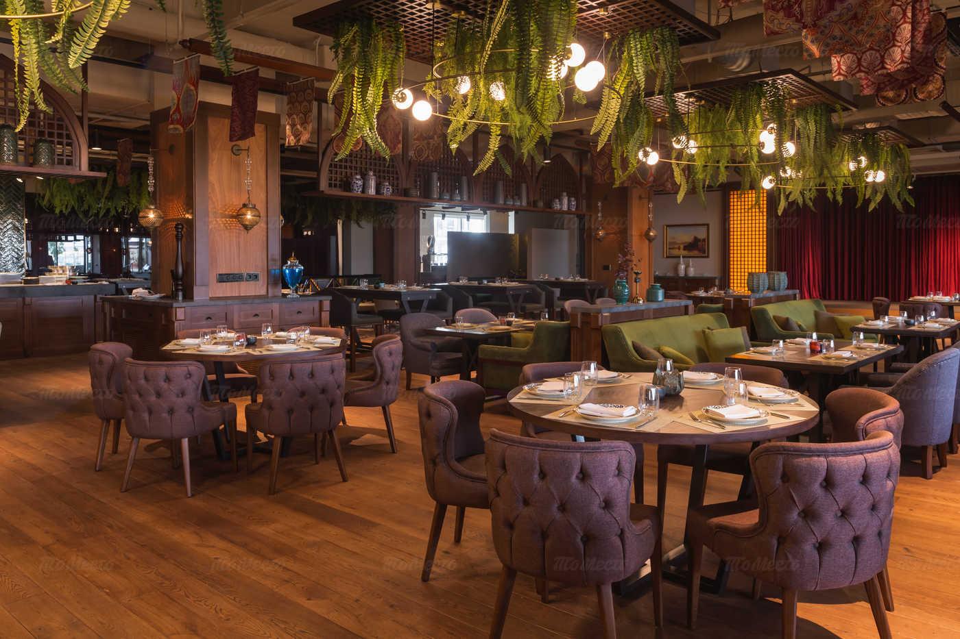 Ресторан Левантин (Levantine) на Новинском бульваре фото 21