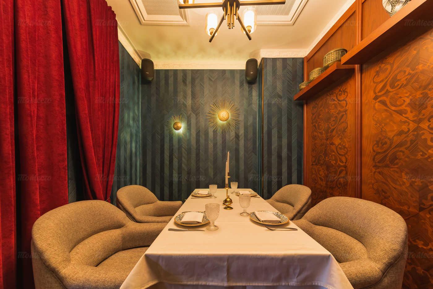 Ресторан Левантин (Levantine) на Новинском бульваре фото 24