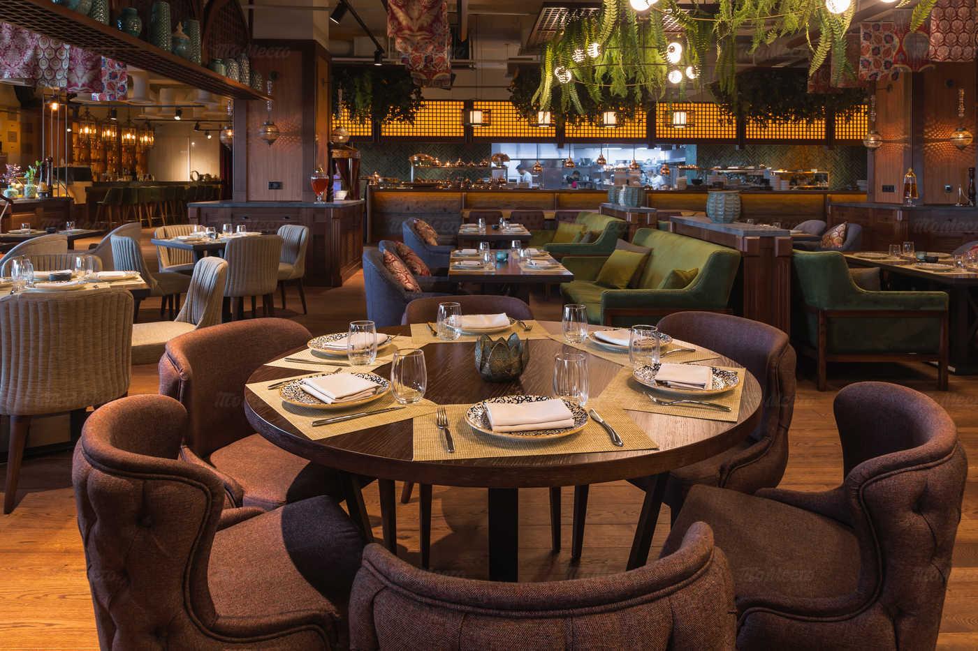 Ресторан Левантин (Levantine) на Новинском бульваре фото 9
