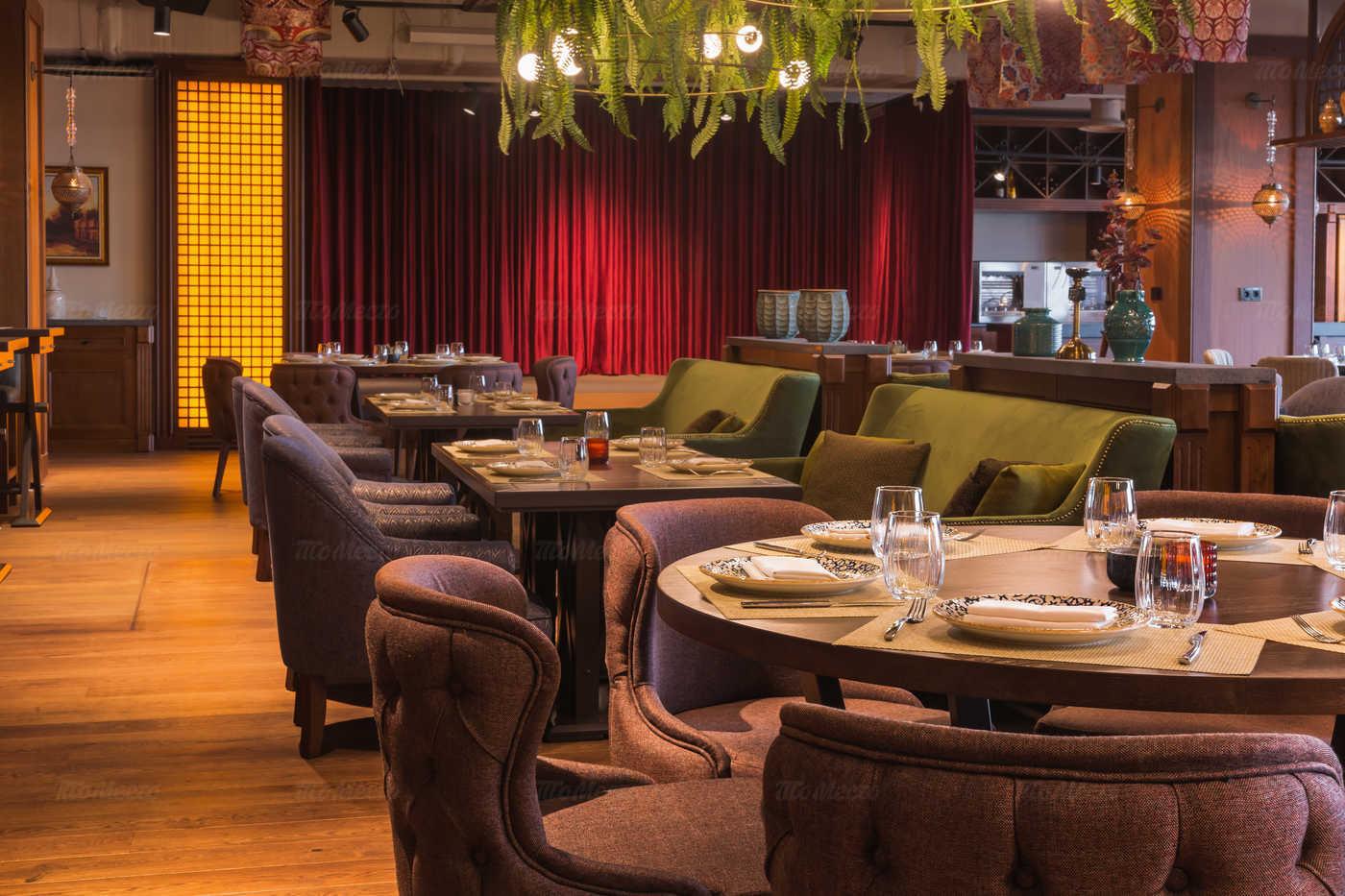 Ресторан Левантин (Levantine) на Новинском бульваре фото 13