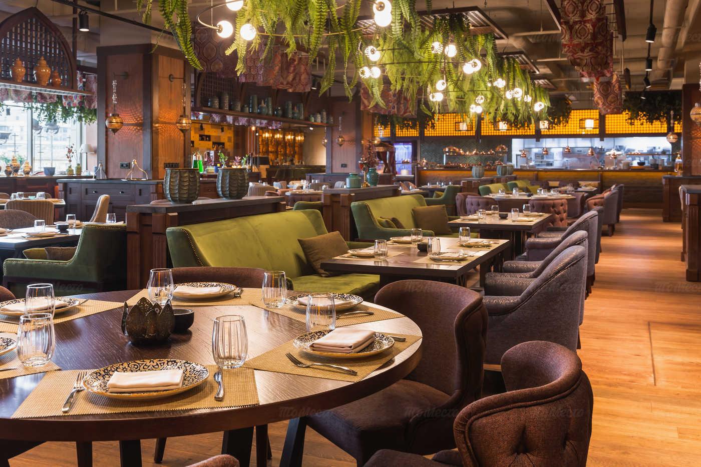 Ресторан Левантин (Levantine) на Новинском бульваре фото 6