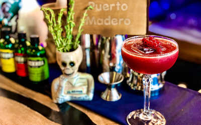 Меню ресторана Puerto Madero (Пуэрто Мадеро) на Ходынском бульваре фото 7