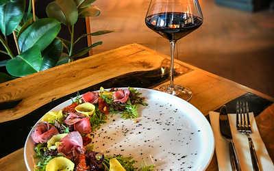 Меню ресторана Puerto Madero (Пуэрто Мадеро) на Ходынском бульваре фото 5
