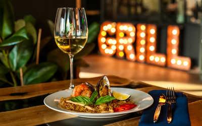Меню ресторана Puerto Madero (Пуэрто Мадеро) на Ходынском бульваре фото 3