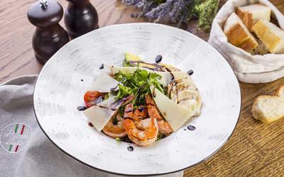 Меню ресторана Piccola Italia (Пиккола Италиа) на Пресненском валу фото 2