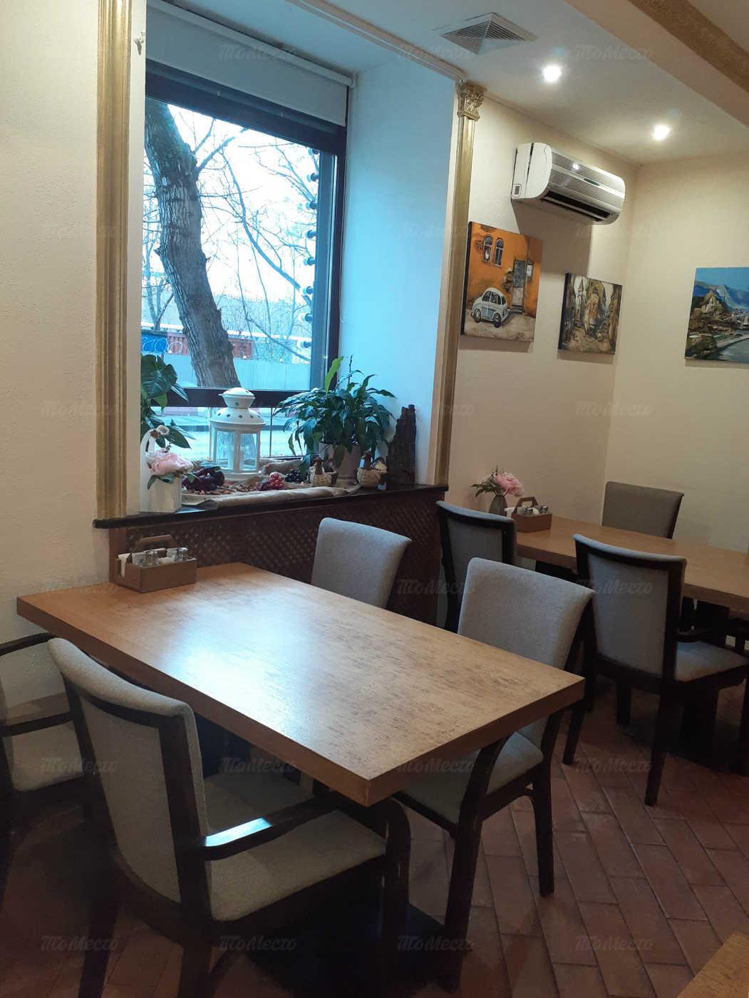 Кафе Багратиони на ул. Барклая фото 3