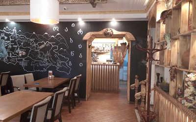 Банкеты кафе Багратиони на ул. Барклая фото 2