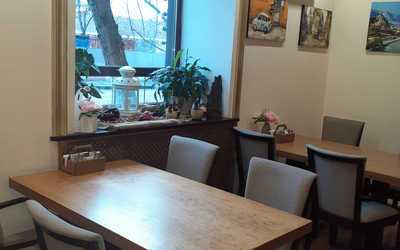 Банкеты кафе Багратиони на ул. Барклая фото 3