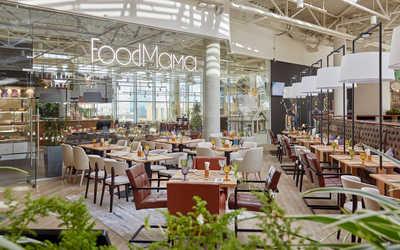 Банкеты ресторана FoodMama (Фудмама) на Ходынском бульваре фото 1