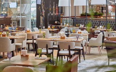 Банкеты ресторана FoodMama (Фудмама) на Ходынском бульваре фото 3