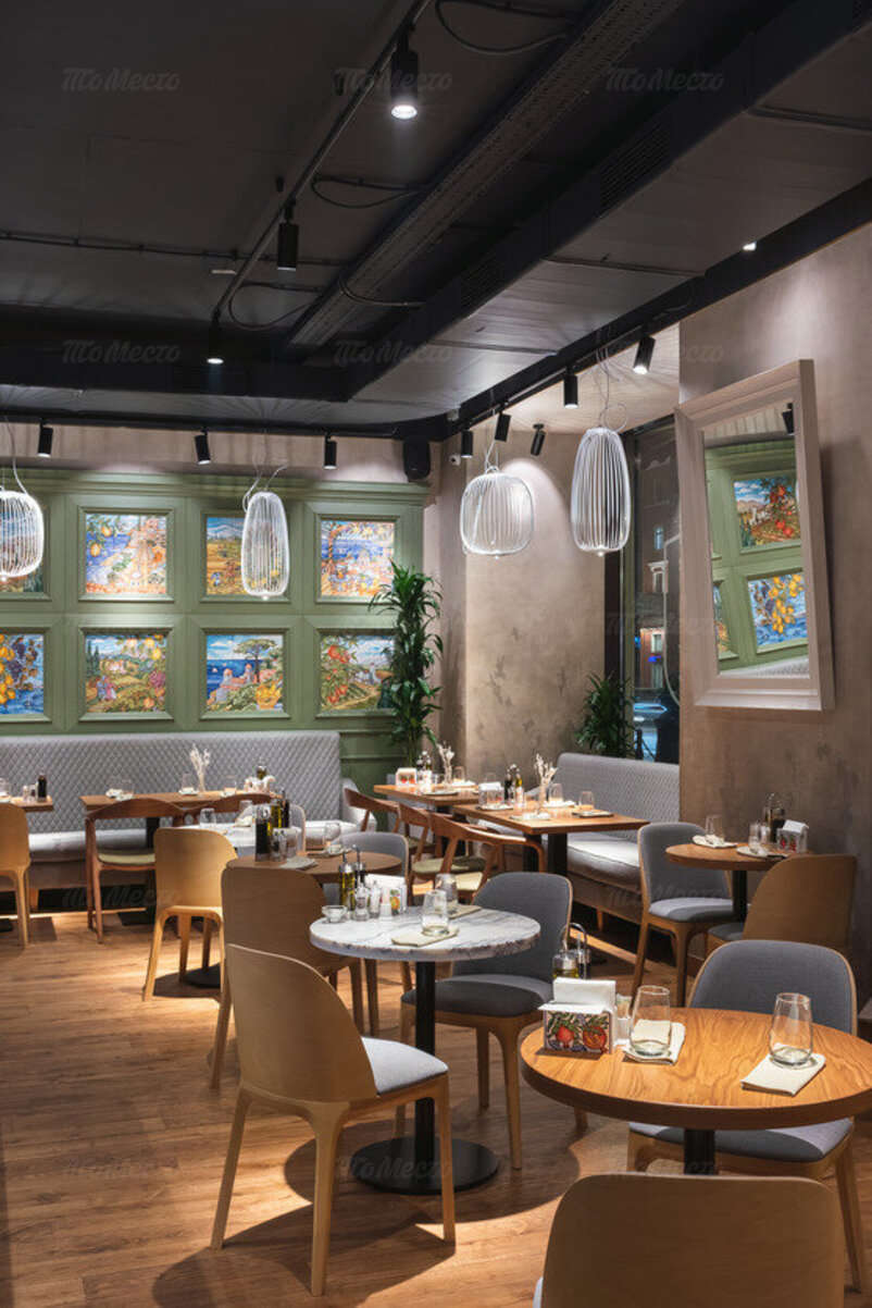 Ресторан Марчеллис (Marcellis) на Рубинштейна фото 3