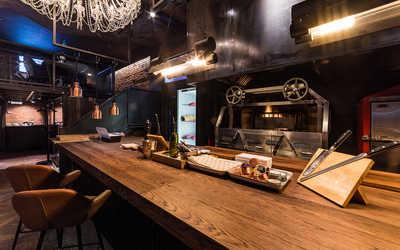Банкеты ресторана Flame на Московском проспекте фото 2