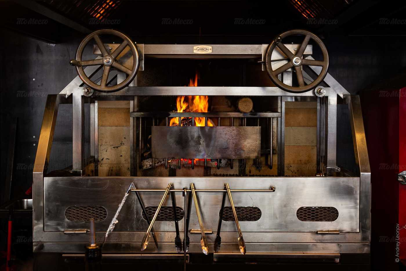 Ресторан Flame на Московском проспекте фото 9