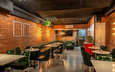 Банкеты ресторана Перезагрузия на Петровке фото 1