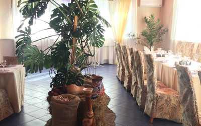 Банкетный зал кафе Султан на Шеболдаева фото 2