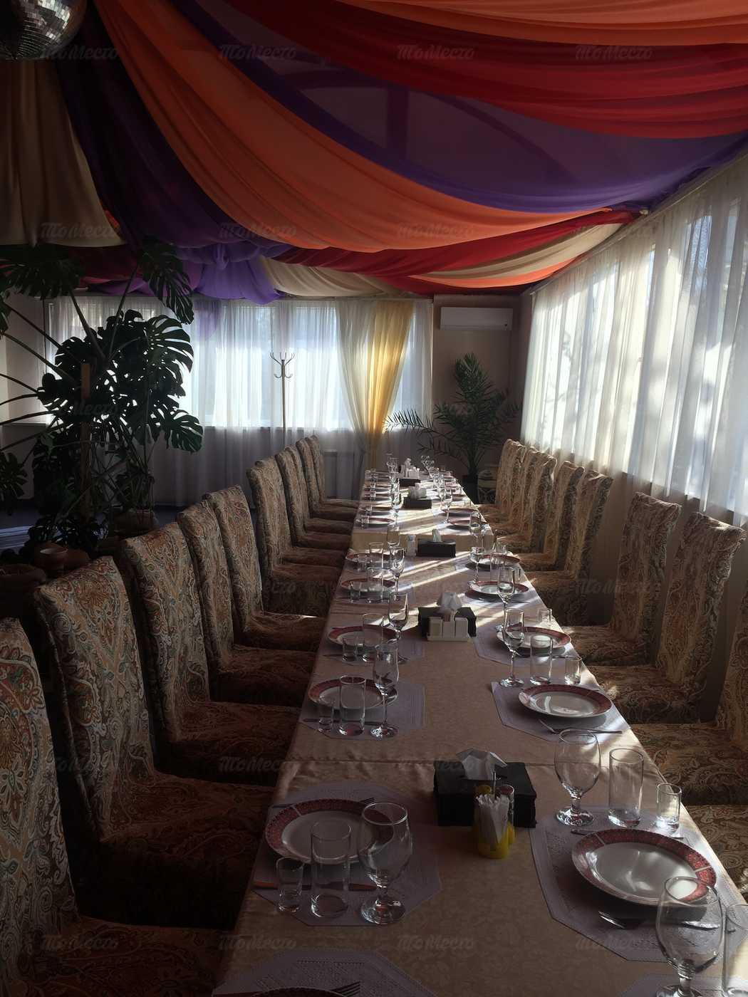 Банкетный зал кафе Султан на Шеболдаева фото 7