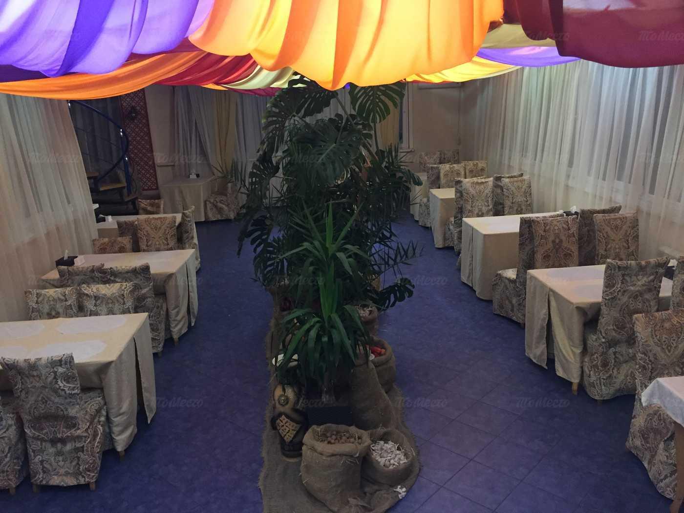 Банкетный зал кафе Султан на Шеболдаева фото 11
