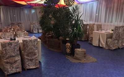 Банкетный зал кафе Султан на Шеболдаева фото 3