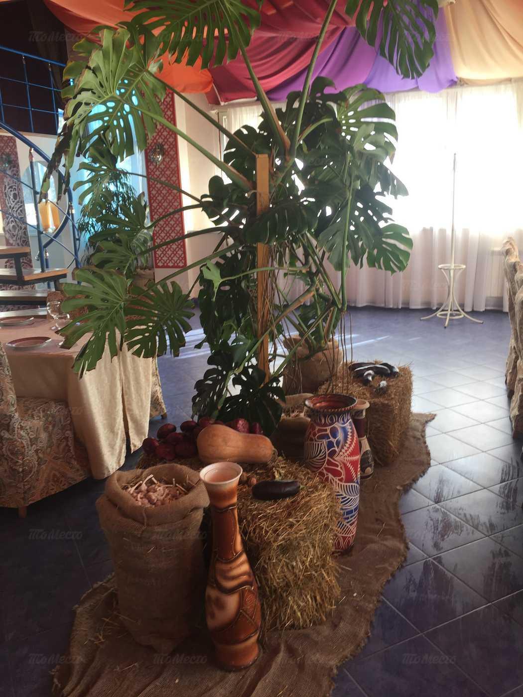 Банкетный зал кафе Султан на Шеболдаева фото 6