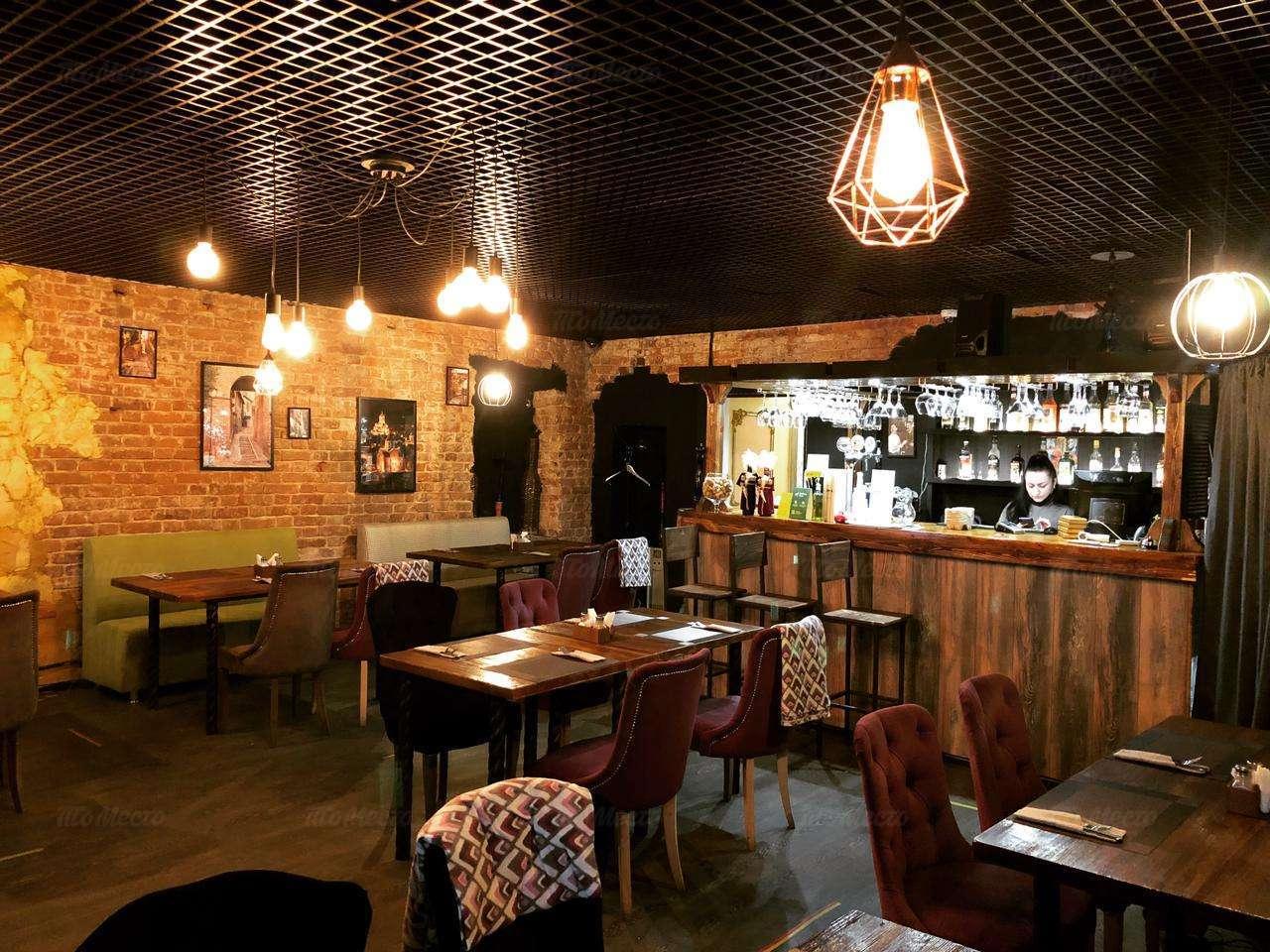 Кафе Мизандари (бывш. Дон Корлеоне) на Старой Басманной фото 4