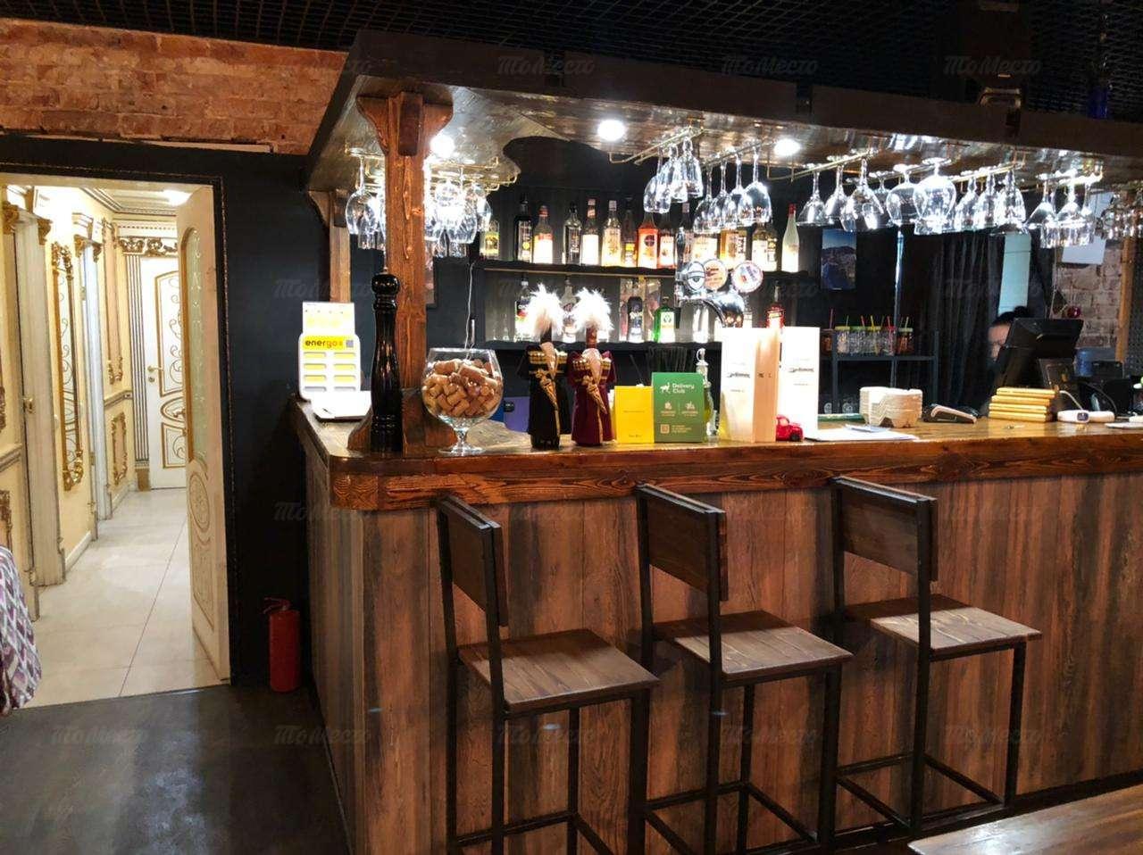 Кафе Мизандари (бывш. Дон Корлеоне) на Старой Басманной фото 3