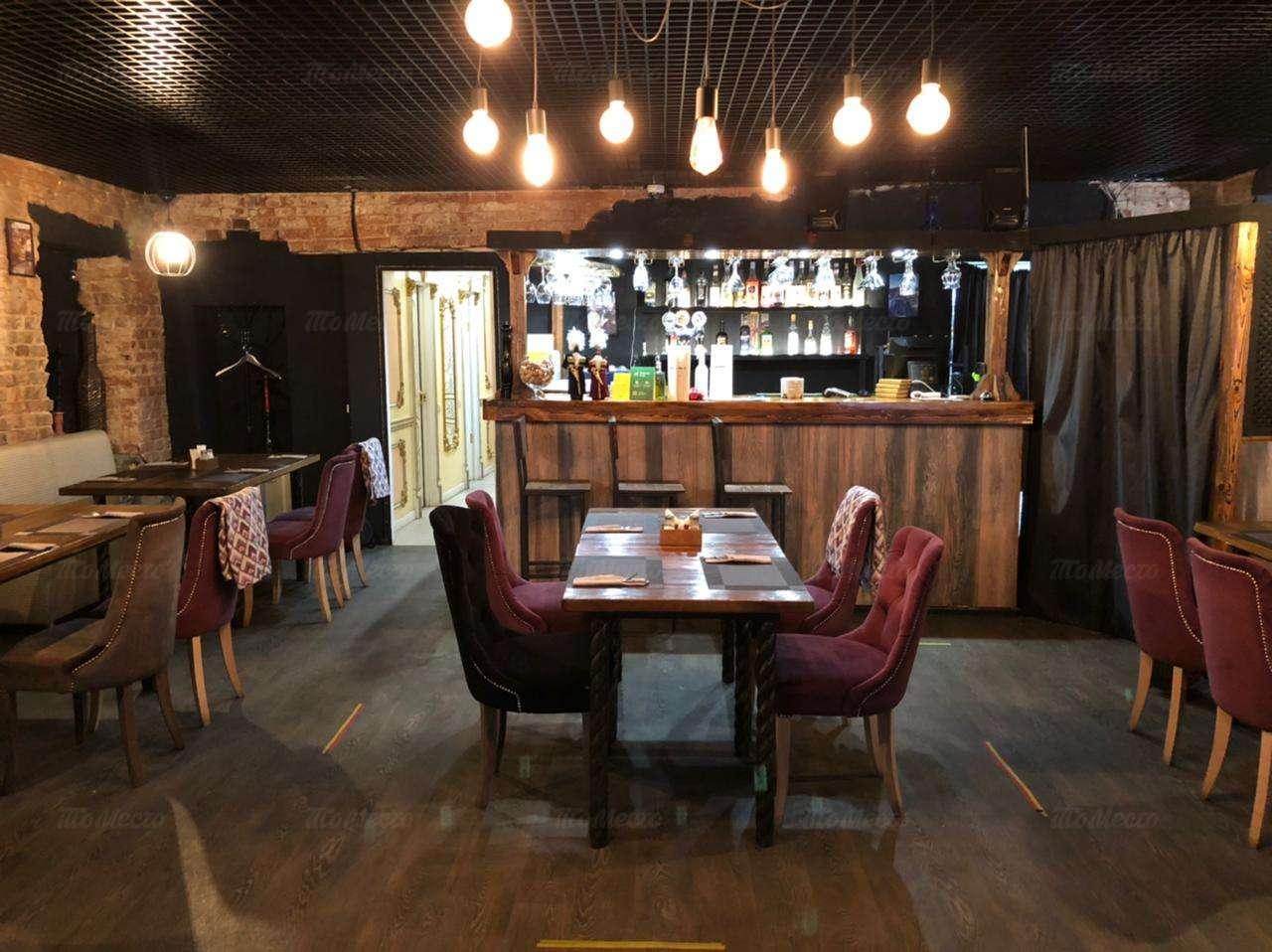 Кафе Мизандари (бывш. Дон Корлеоне) на Старой Басманной фото 2