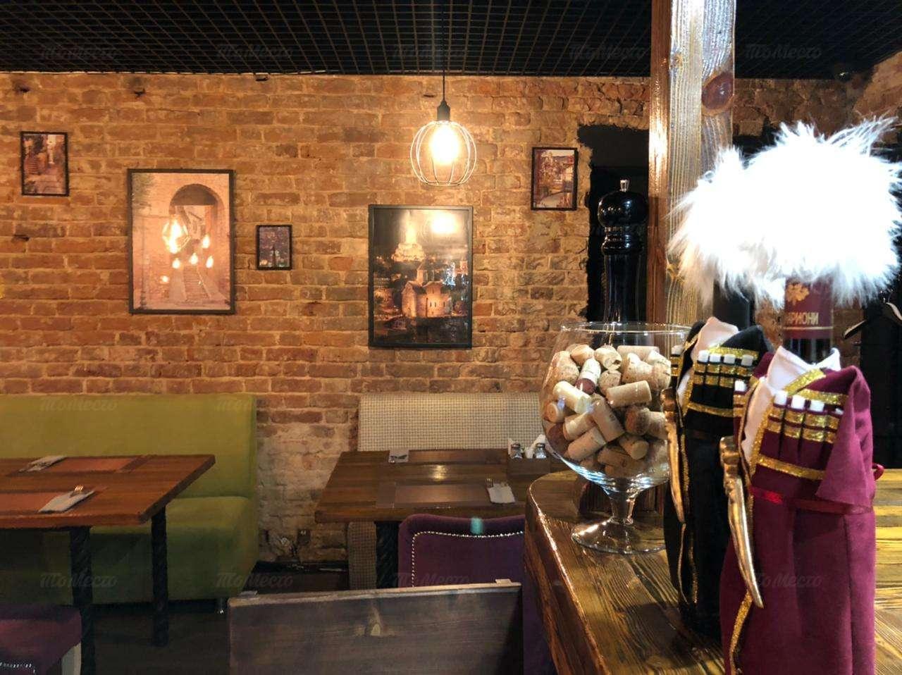 Кафе Мизандари (бывш. Дон Корлеоне) на Старой Басманной фото 8