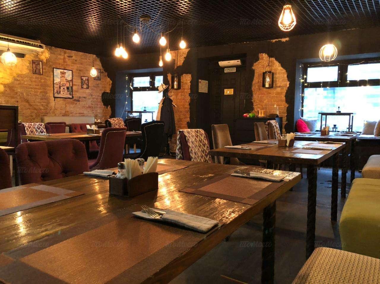 Кафе Мизандари (бывш. Дон Корлеоне) на Старой Басманной фото 6
