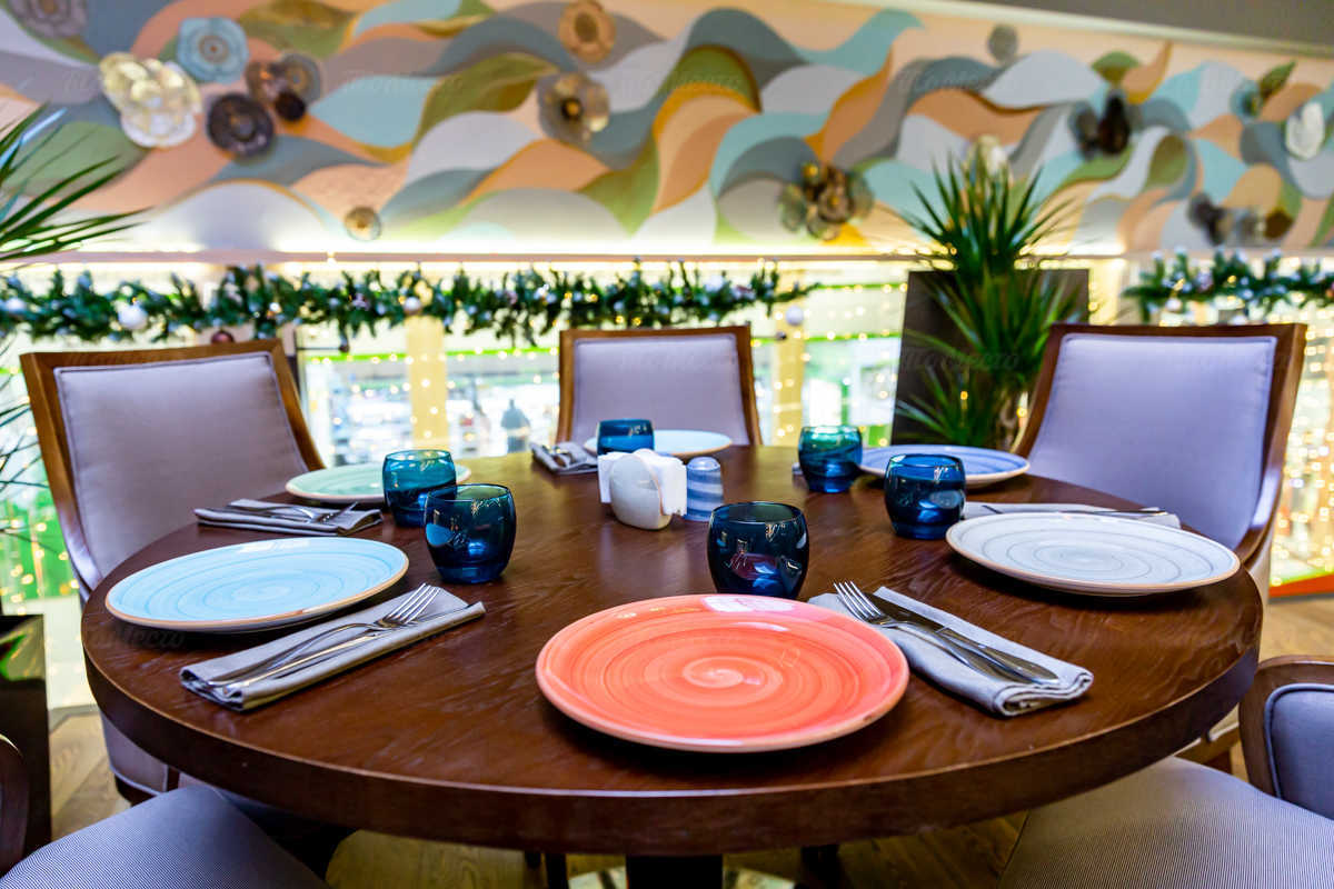 Банкеты ресторана Blossom на 7-ом км Пятницкого шоссе фото 17