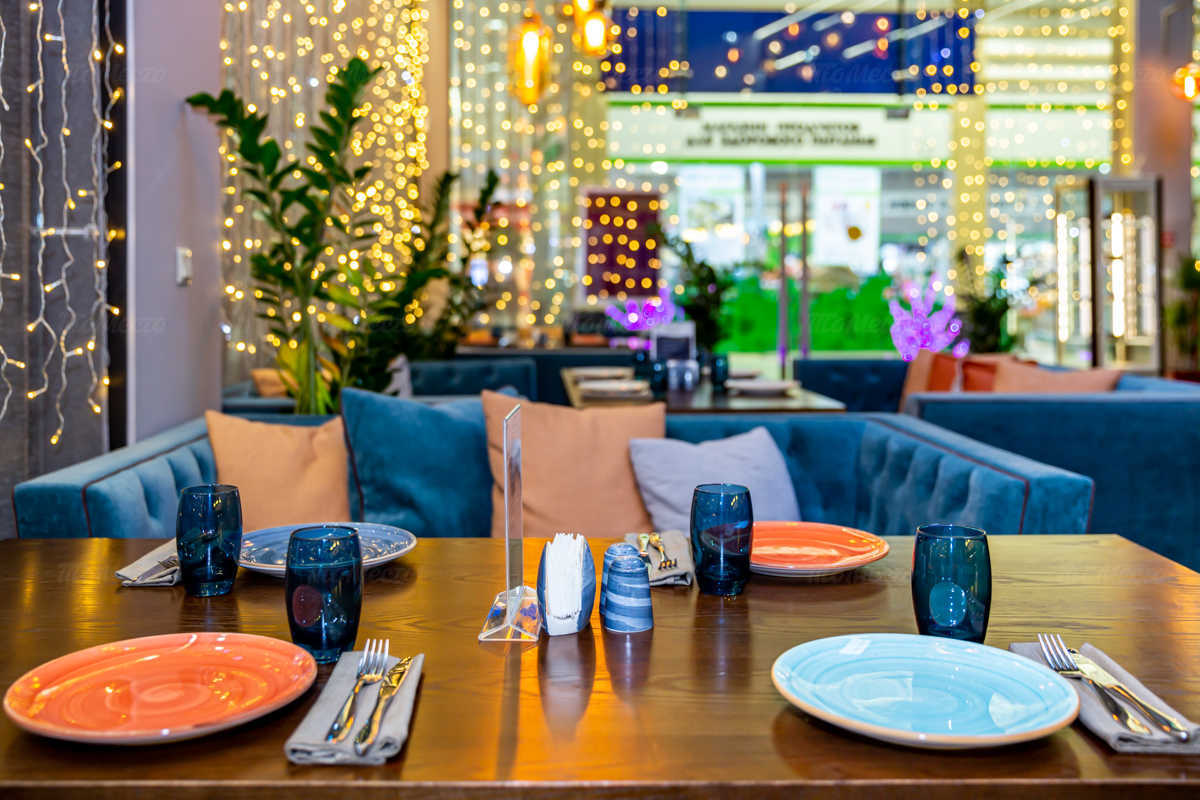 Банкеты ресторана Blossom на 7-ом км Пятницкого шоссе фото 29