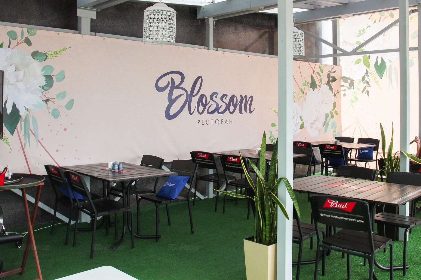 Банкеты ресторана Blossom на 7-ом км Пятницкого шоссе фото 33