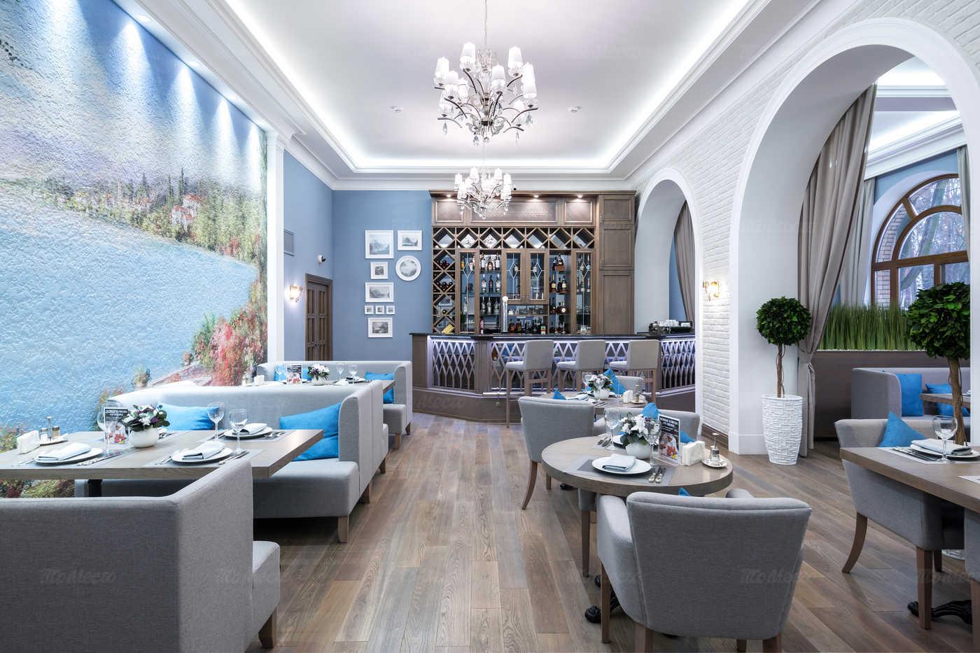 Ресторан Сосны на 1-ой линии Хорошевского Серебряного бора фото 5