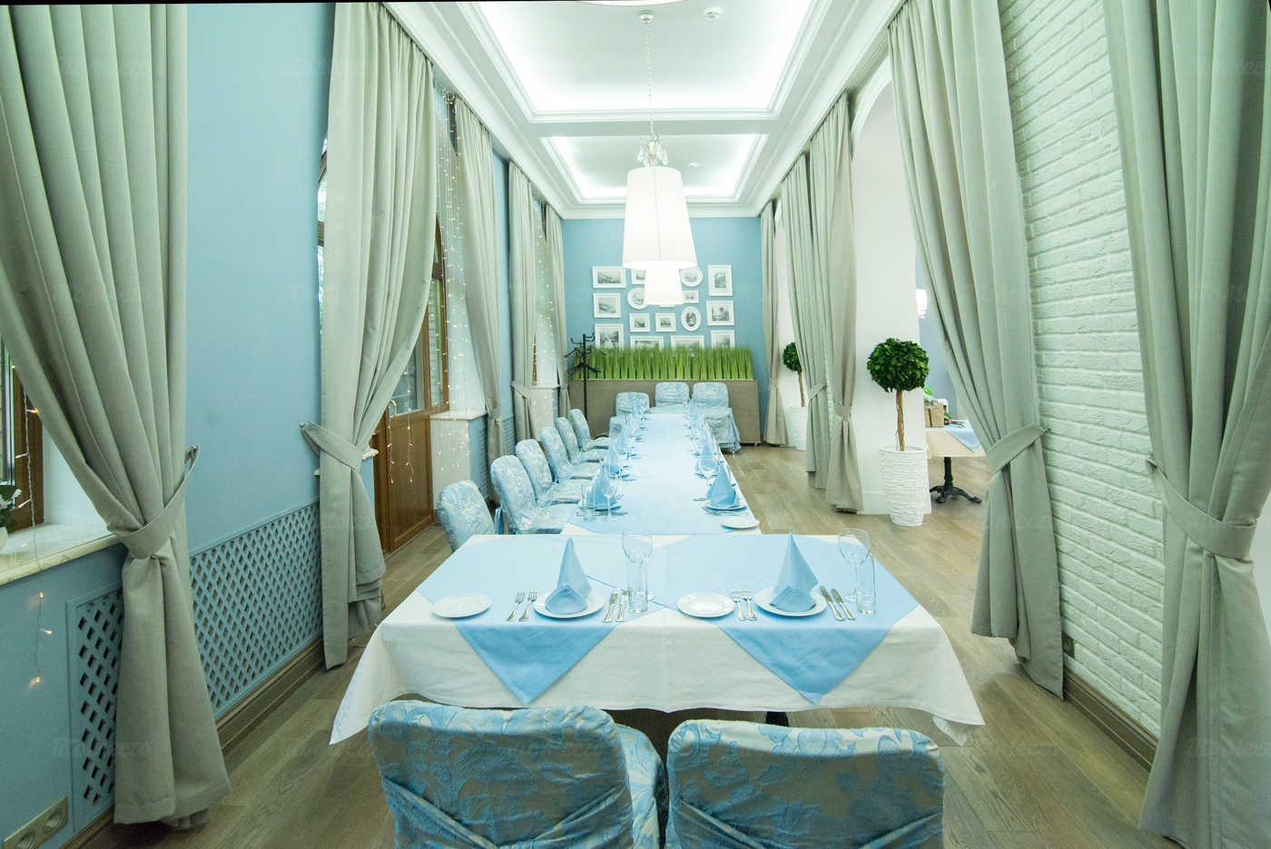 Ресторан Сосны на 1-ой линии Хорошевского Серебряного бора фото 3