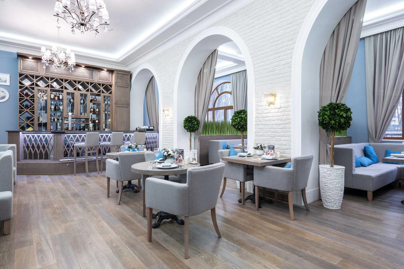 Ресторан Сосны на 1-ой линии Хорошевского Серебряного бора фото 6