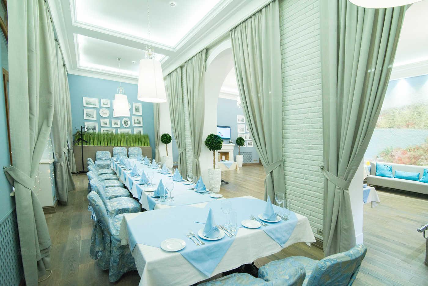 Ресторан Сосны на 1-ой линии Хорошевского Серебряного бора