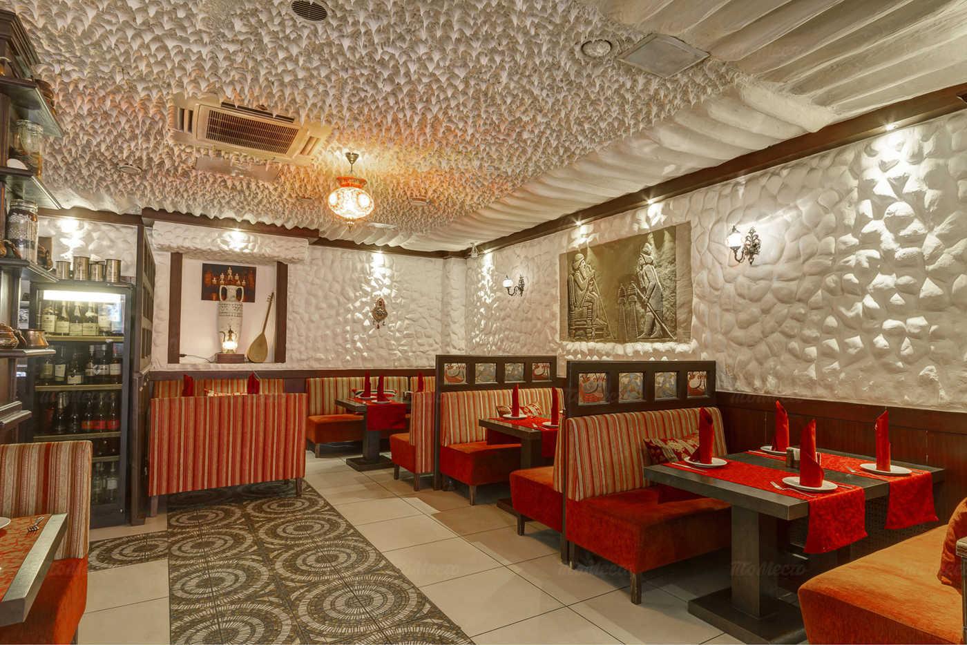 Ресторан Месопотамия на Арбате фото 4