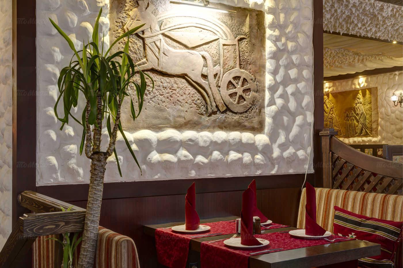 Ресторан Месопотамия на Арбате фото 7