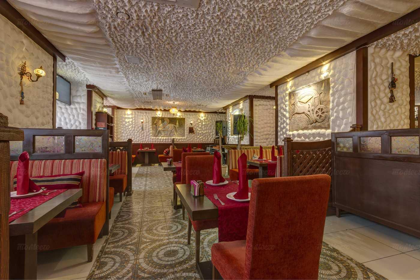 Ресторан Месопотамия на Арбате фото 11