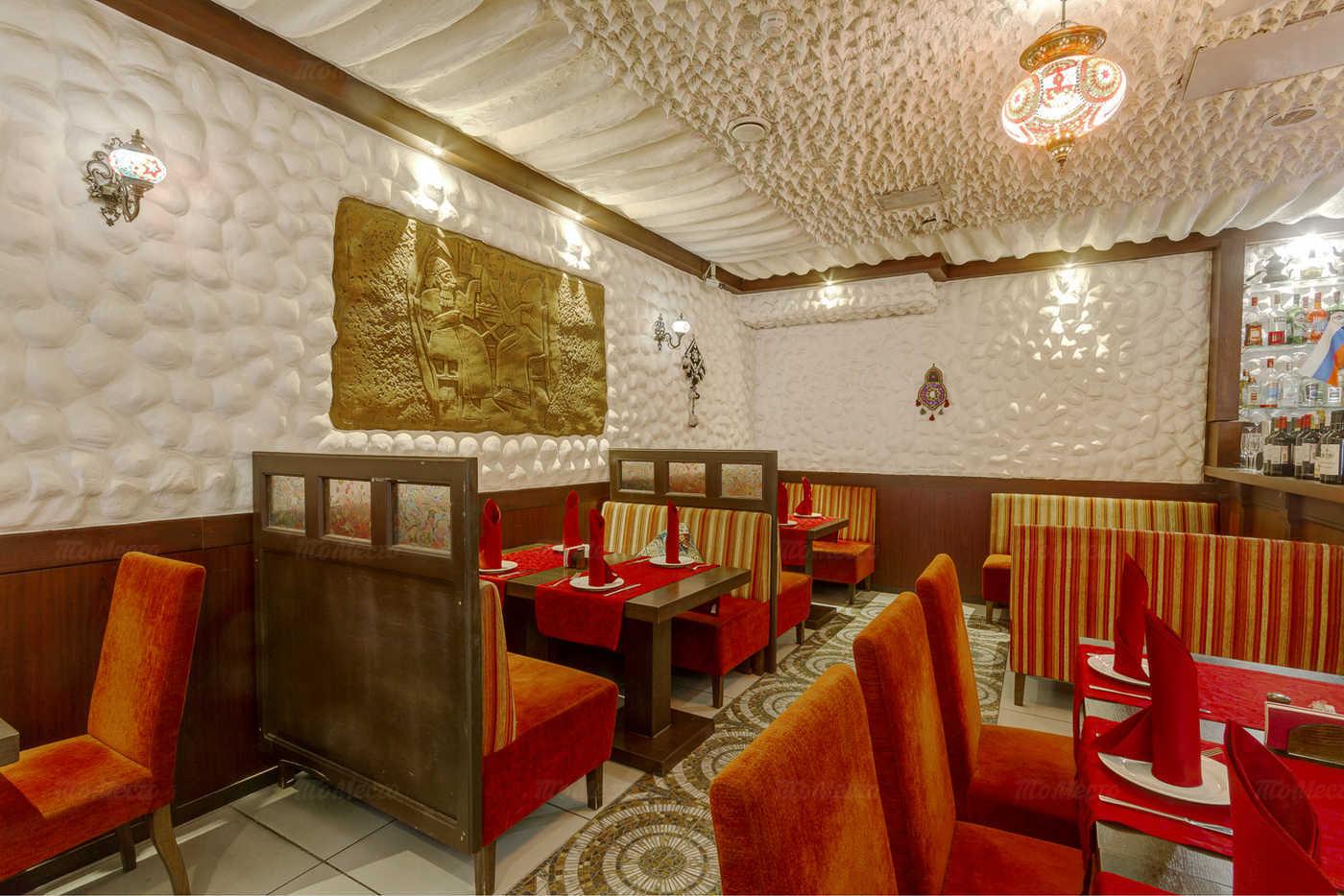 Ресторан Месопотамия на Арбате