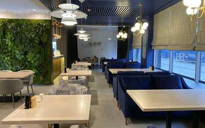 Банкетный зал ресторана Амо на Нестерова фото 1