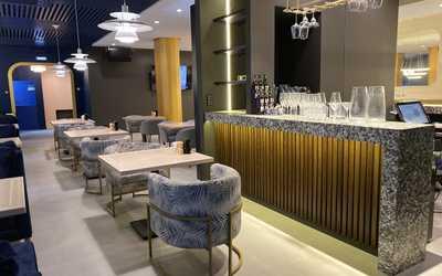 Банкетный зал ресторана Амо на Нестерова фото 2