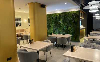 Банкетный зал ресторана Амо на Нестерова фото 3