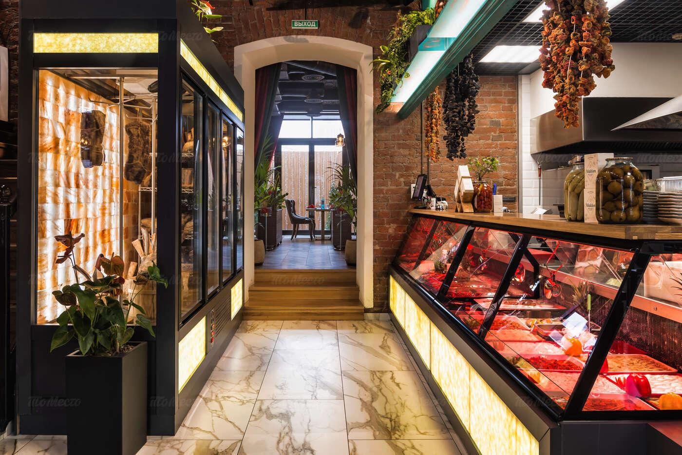 Ресторан Eleven Meathouse на Грузинском Валу фото 15