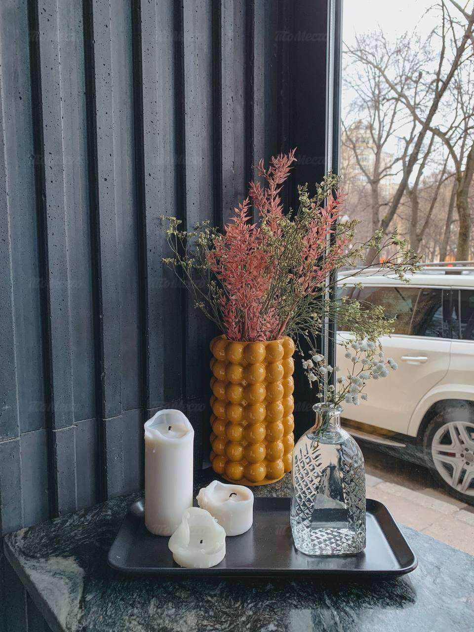 Ресторан Scampi Trattoria в Малом Патриаршем переулке фото 6