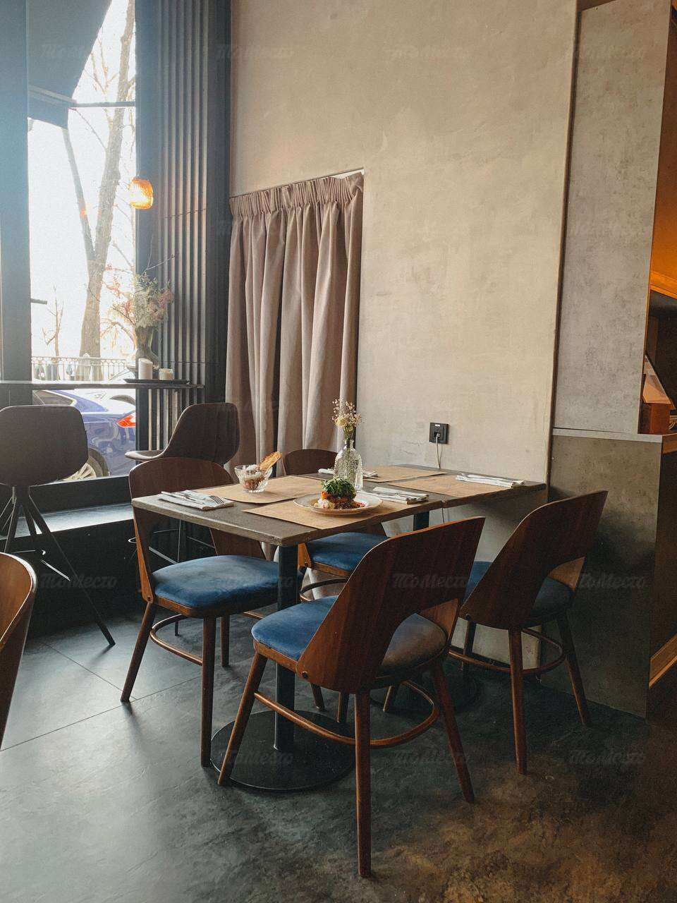Ресторан Scampi Trattoria в Малом Патриаршем переулке фото 3