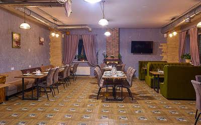 Банкеты кафе Роза Ветров на Сторожевой фото 2