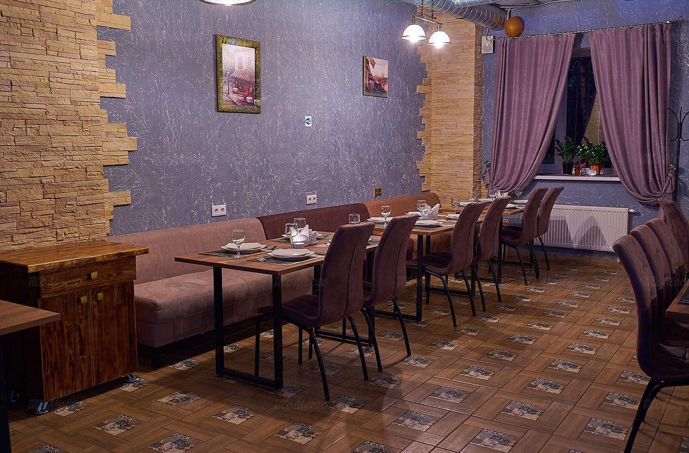 Банкеты кафе Роза Ветров на Сторожевой фото 3